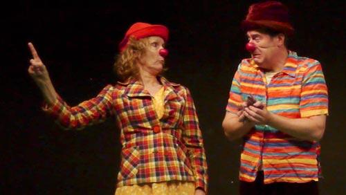 Stage Clown Pour Zèbres : samedi 13 avril