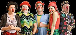 clown et impro